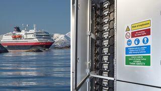 Rolls Royce skyter fart i batterisatsingen - bygger maritime batterier i egen fabrikk i Bergen