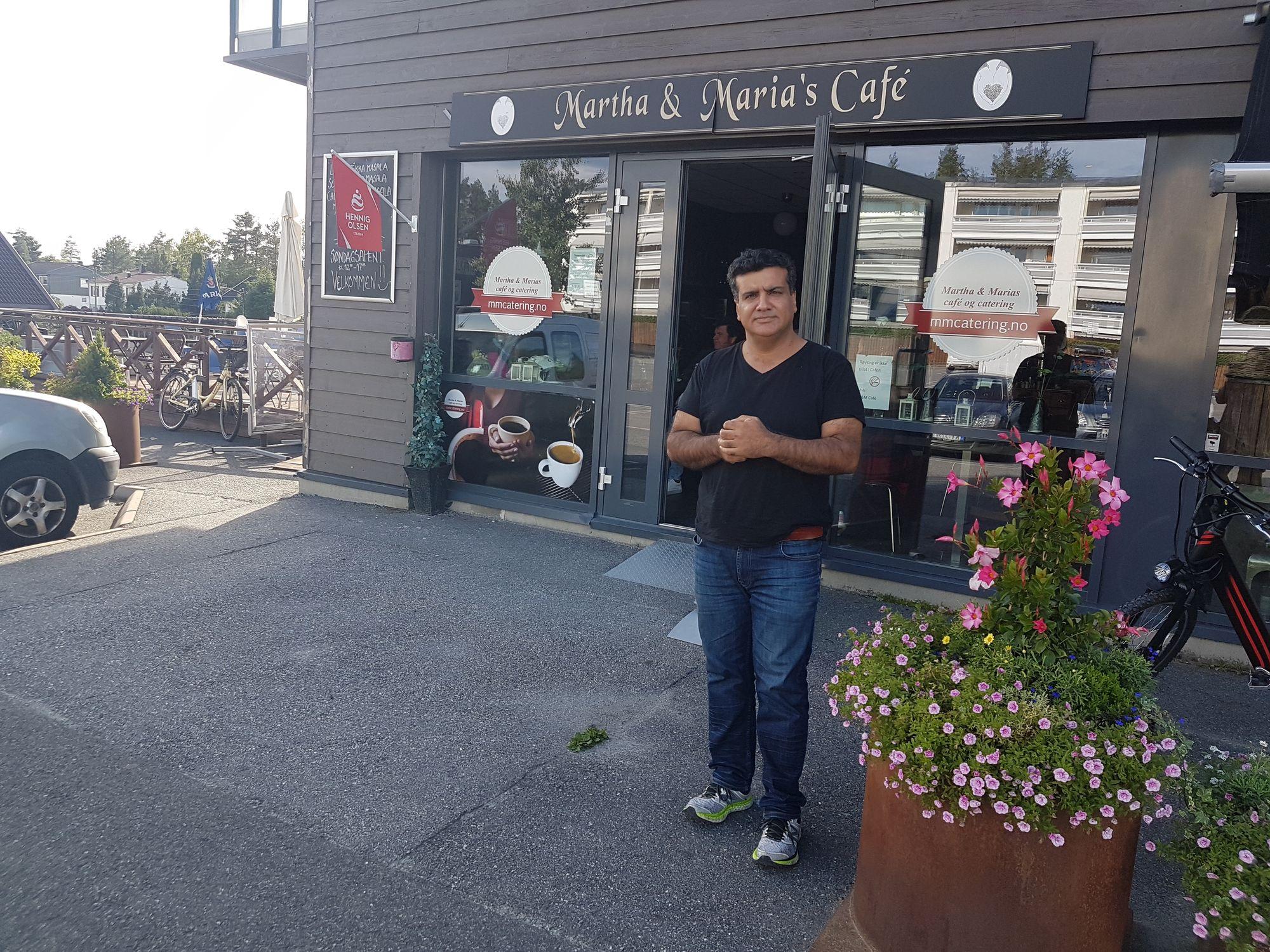 Fortsatt boom for kafeer