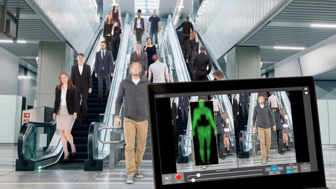 Tunnelbanen i Los Angeles skal scanne passasjerer som på en flyplass