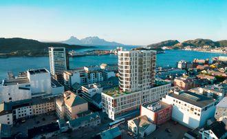 Bodø 360. Illustrasjon