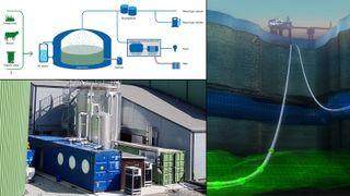 Unik norsk teknologi gjør det mulig: Bakterier fra Equinors oljebrønner skal bidra til å lage fornybar energi