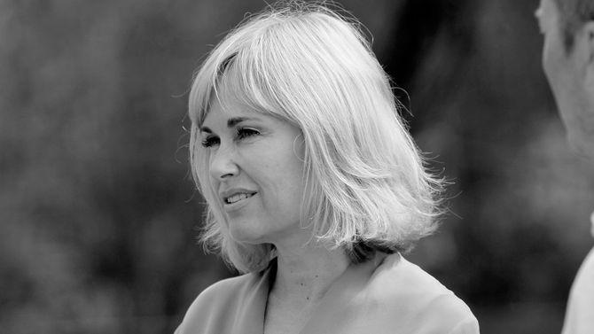 Anne Lindboe ny administrerende direktør i PBL. Styreleder Eirik Husby.