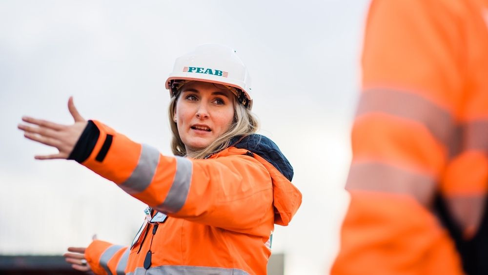 Peab og de andre store entreprenør-virksomhetene vil helst ha kontroll på både prosjektering og utførelse.
