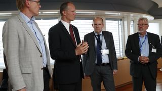 Solvik Olsen: - Ikke sånn vi ønsker at folk skal oppleve norsk jernbane