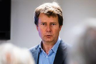 Konsernsjef Per Axel Koch i Polaris Media