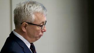 Schjøtt-Pedersen kjemper en tapt kamp – som i økende grad er pinlig for organisasjonen han leder