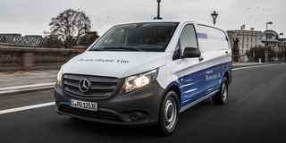 Salgsstart for Mercedes-Benz eVito