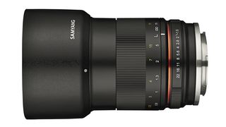 Samyang MF 85mm f/1.8 ED UMC CS