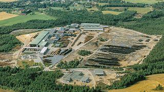 Ny storsatsing mer enn dobler norsk produksjon av pellets - slik skal de tyne siste rest ut av barken