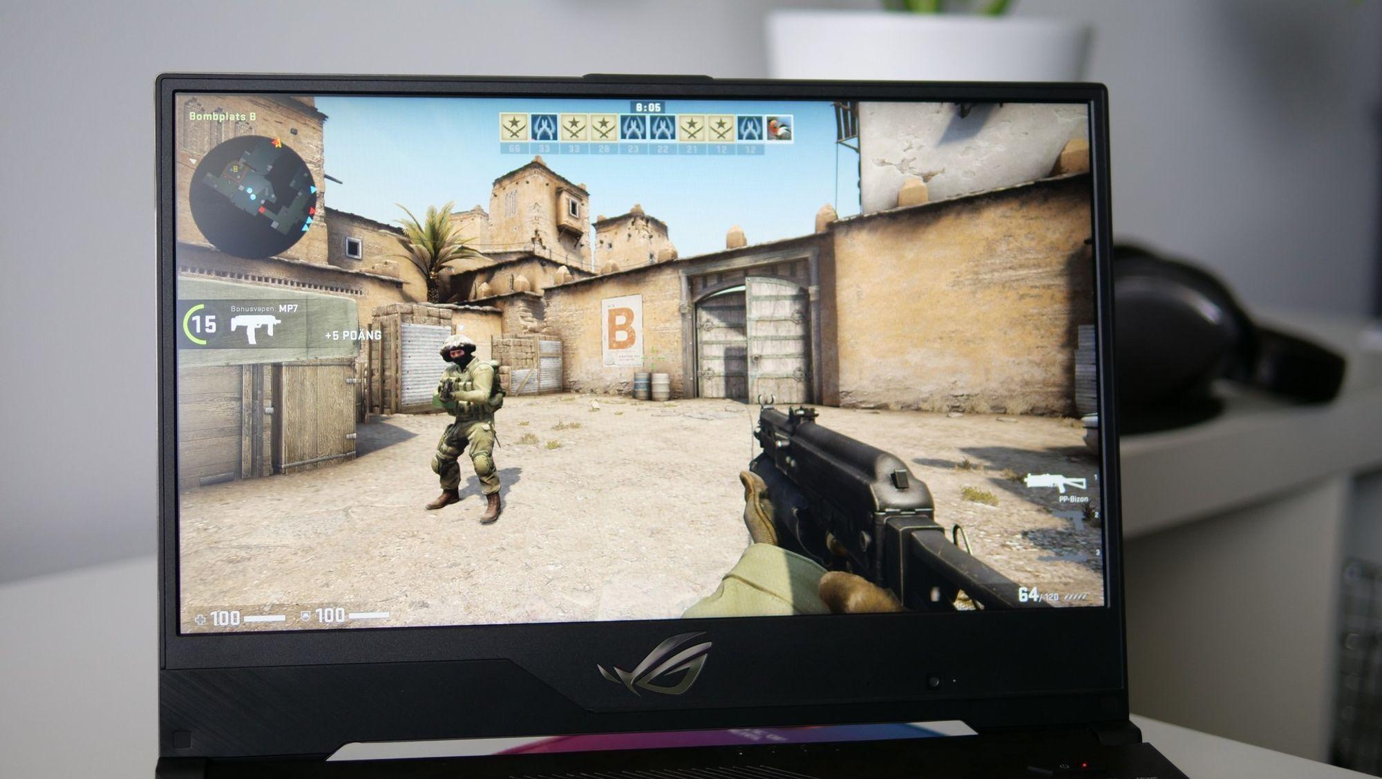 hekte to skjermer til PC