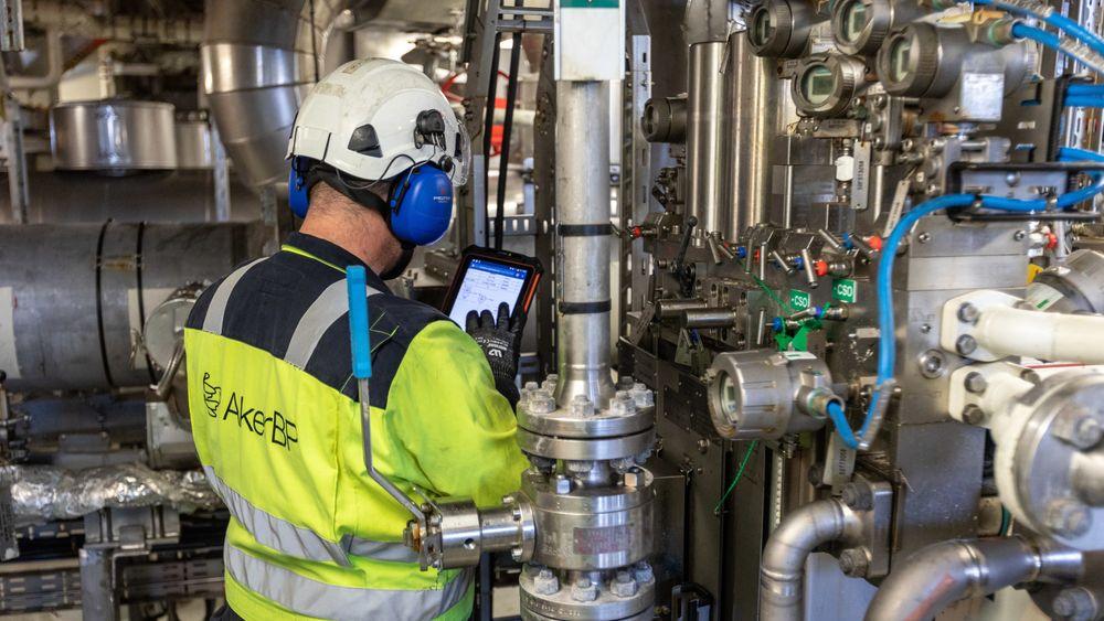 Onsdag 29. august signerte Aker BP sin første Smart-kontrakt. Nå skal de frigi store mengder data fra to plattformer.