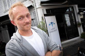 Redaktør og daglig leder Kjetil Kolsrud i Rett24.no
