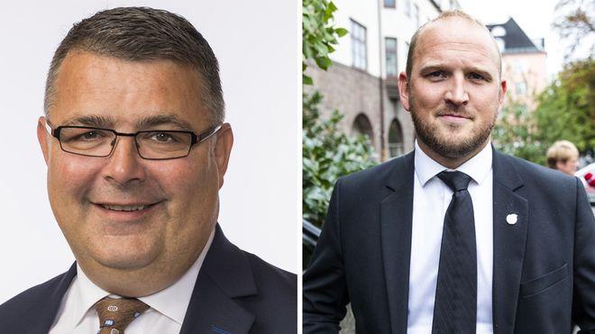 Her er ny olje- og energiminister og ny samferdselsminister