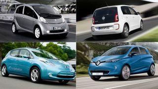 Vi har sett på fire populære elbiler som du nå kan få for en rimelig penge på bruktmarkedet.