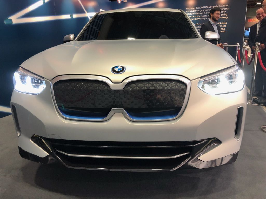 Bmw S Next Electric Car Is Visited In Norway