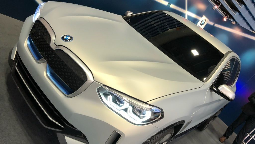 The Next Electric Car From Bmw Is Visited In Norway