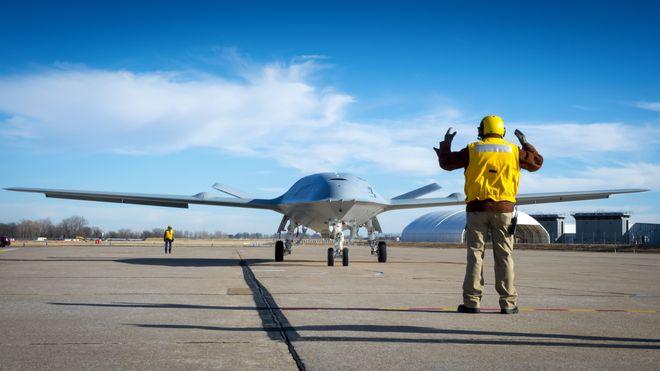 Boeing er klar for jomfruferd med ubemannet tankfly