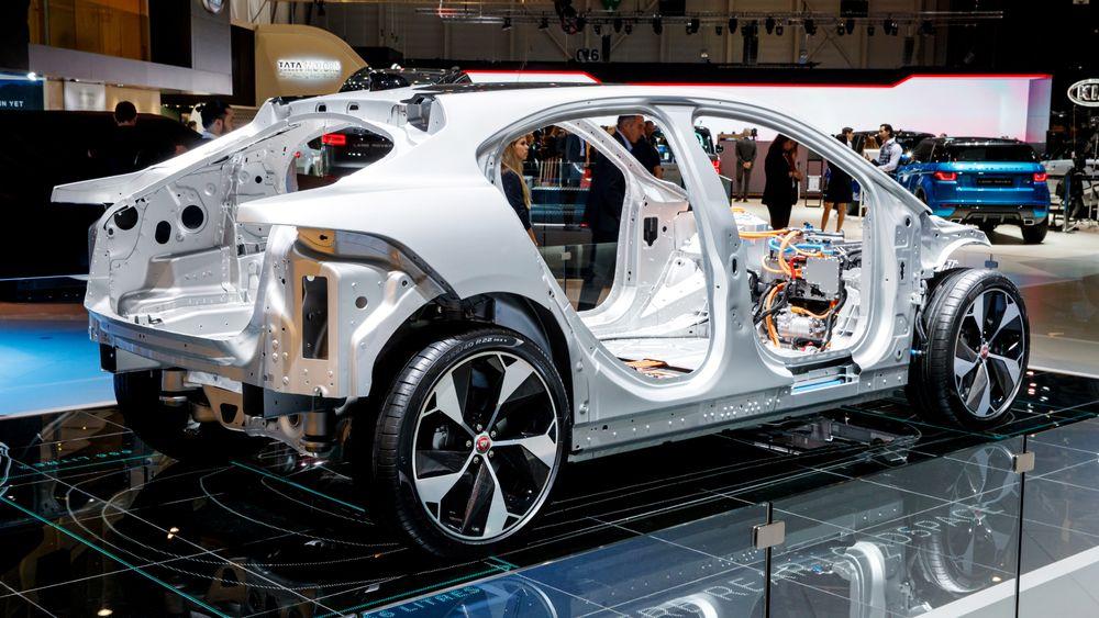 Norsk Hydro er en av leverandørene til Jaguars nye elbil, iPace. Foreløpig har selskapet avtaler om å levere 45 kilo  aluminiumkomponenter til hver bil, og de forhandler om ytterligere leveranser.
