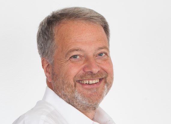 Jan M. Moberg, adm.dir og ansvarlig redaktør i Teknisk Ukeblad.