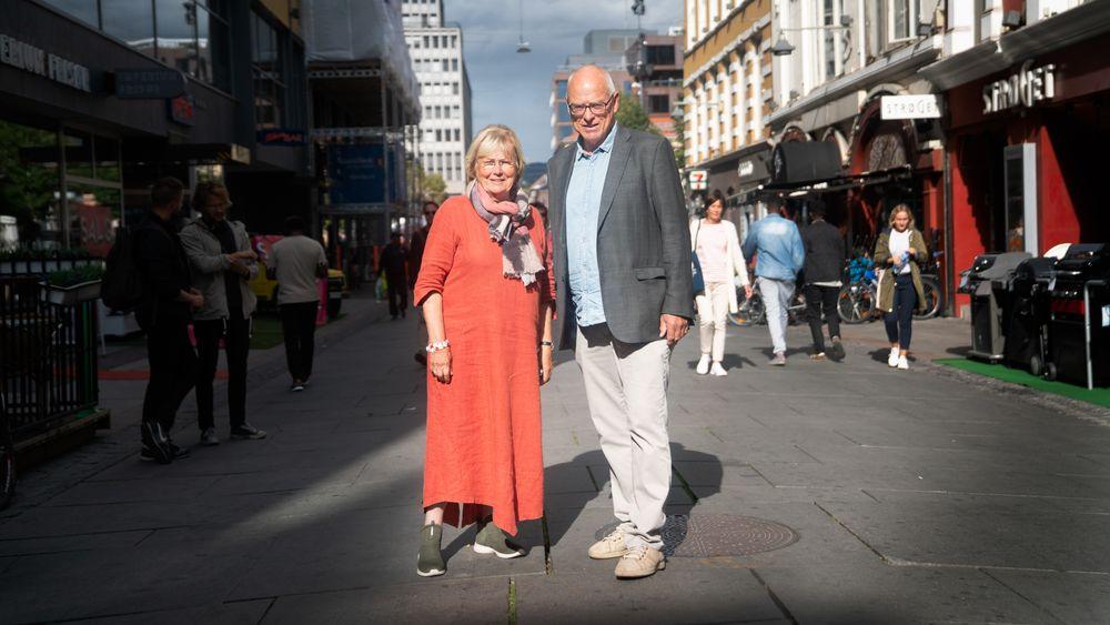 Else «Sprossa» Rønnevig og Audun Engh har dedikert sitt arbeid til å hegne om tradisjonell arkitektur og byggestil.