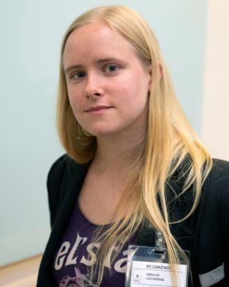 Catharina Bøhler. Foto.