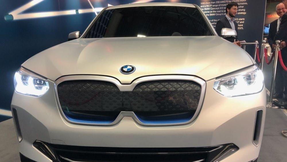 Nå kan du reservere BMWs el-SUV