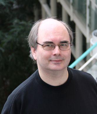 Yngve N. Pettersen hos Vivaldi i 2018.