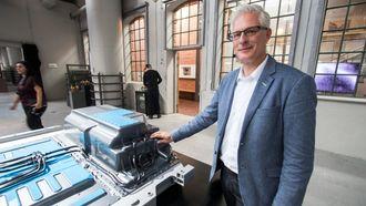 Arnhelm Mittelbach, produksjonsdirektør for Mercedes-Benz E-, C- og EQ-klasse.