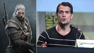 Supermann-skuespilleren blir Geralt i The Witcher-serien