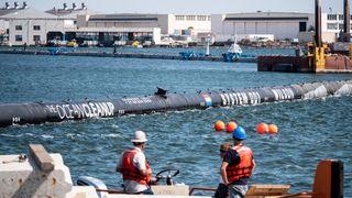 Nå får vi se om denne teknologien kan fjerne søppeløyene i Stillehavet