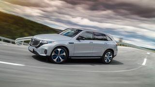 Sjefingeniøren for Mercedes-elbilen EQC vil at den skal oppleves som om den har seks sylindre