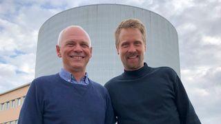 Nytt og tryggere mobilbatteri på trappene – og det er fra Norge