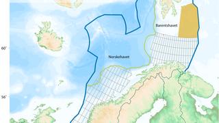 Regjeringen vil kartlegge havbunnen ved grensen mot Russland