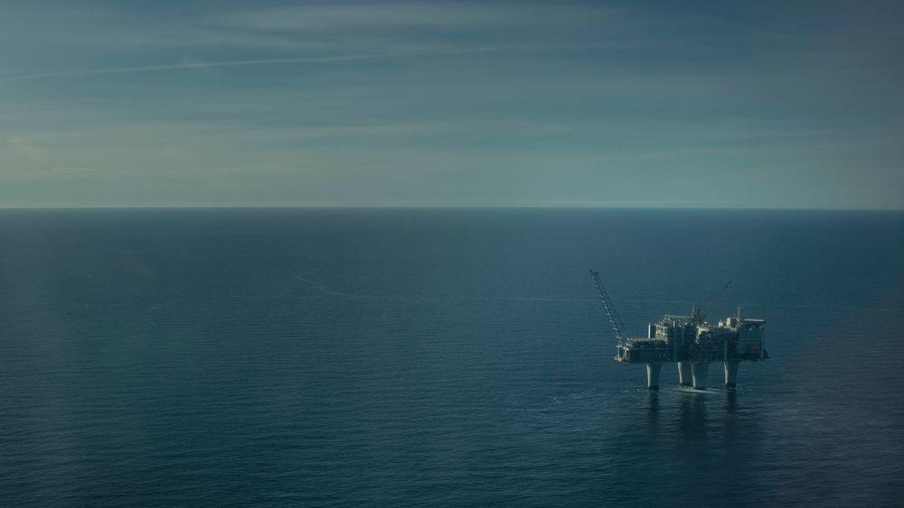 Det planlagte CO2-deponiet vil bli liggende i nærheten av Troll A feltet vest for Bergen.
