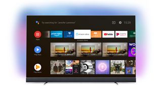 Philips TV med Alexa