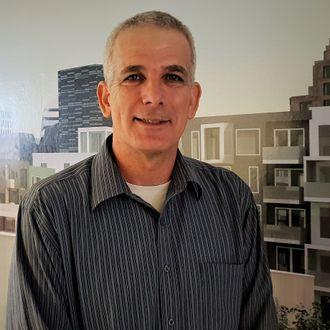 Aviad Almagor er sjef for Trimbles MR-satsning