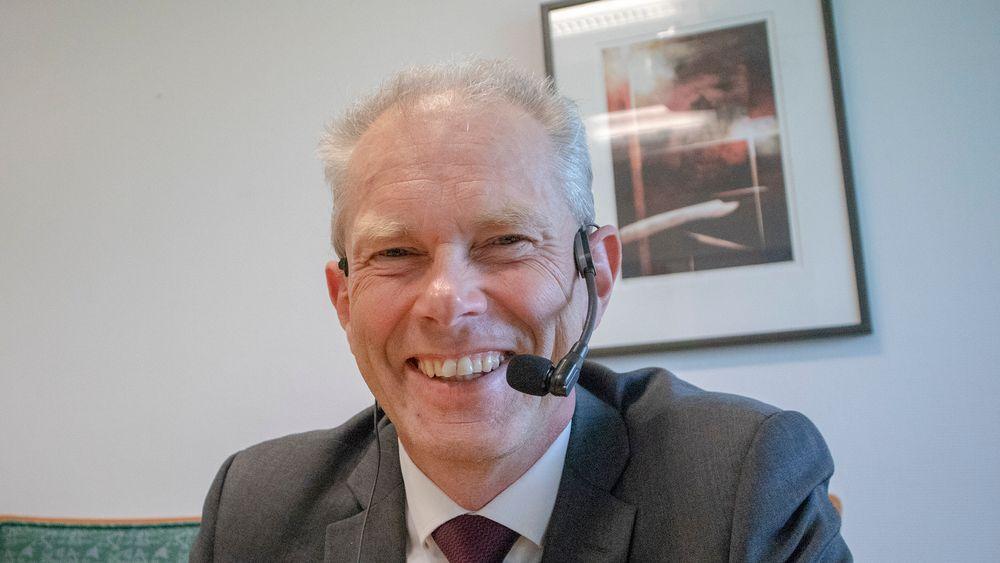 Administrerende direktør John-Mikal Størdal i Forsvarets Forskningsinstitutt er ukens gjest.