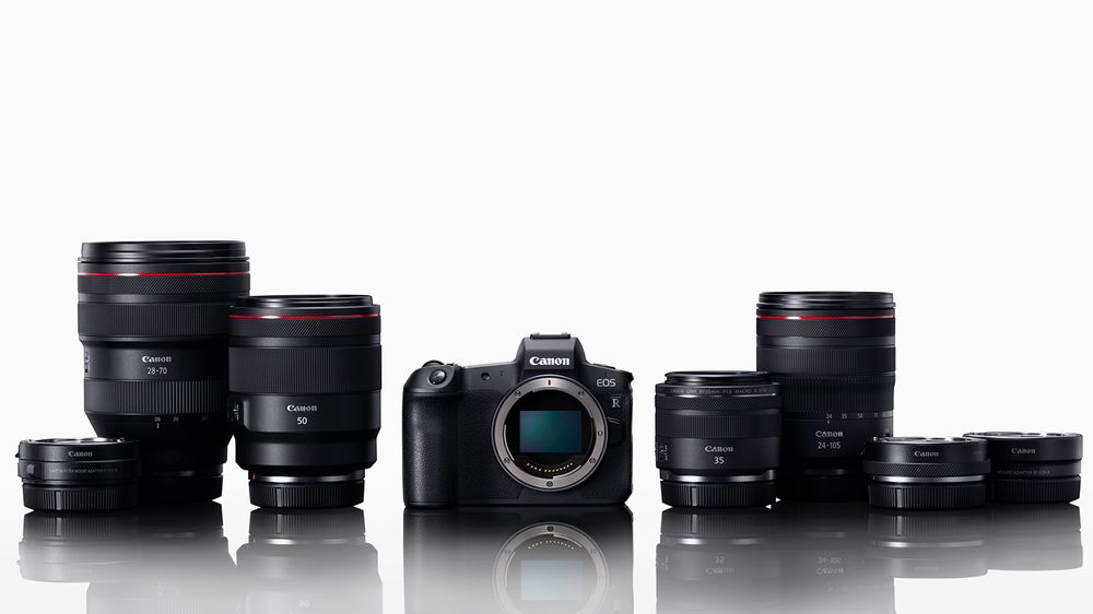 Canon EOS R-system