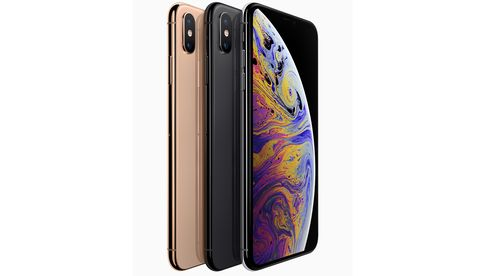 Apple iPhone XS og XS Max