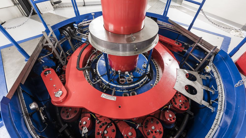 Det nye kraftverket i Lysebotn innerst i Lysefjorden skal få 15 prosent mer energi ut av de samme vannmagasinene.