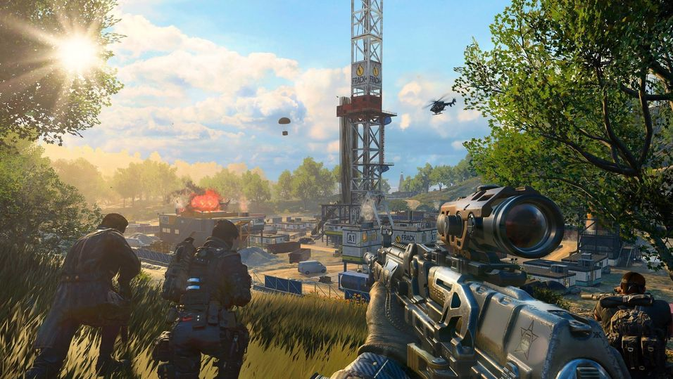 Treyarch lover justeringer til Call of Duty: Black Ops 4s Blackout-modus