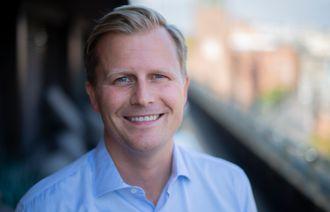 Vegard Klubbenes Drogseth, administrerende direktør i NENT - NordicEntertainment Group Norge.