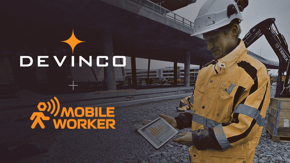 Devinco + Mobile Worker = Sant
