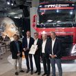 Mottok Volvo FH nr. 1 million
