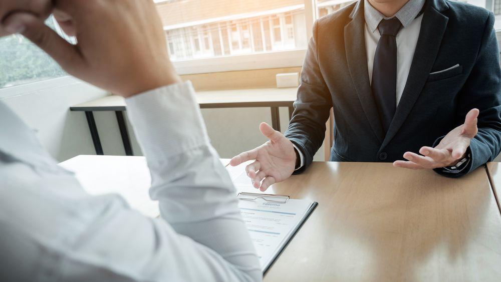 De personlige egenskapene du velger å fremheve, må du være klar til å snakke om i et jobbintervju.