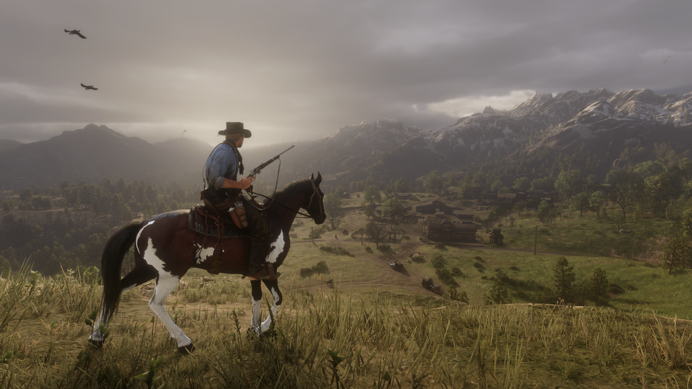 SNIKTITT: Red Dead Redemption 2