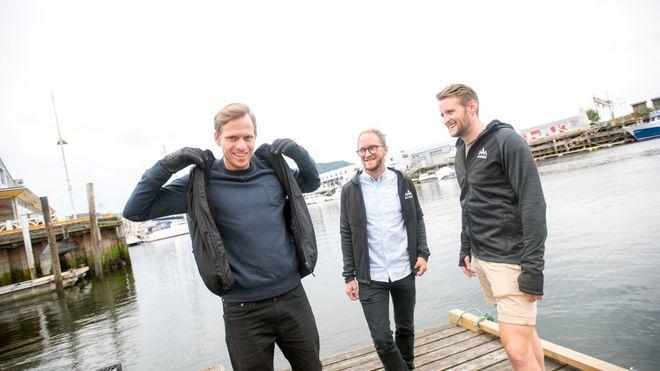 Trondheimsfirmaet vil ta verden med varmeplagg som går på batteri