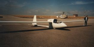 Selges: Strojnik S2a motorglider for sale