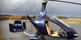 mikrofly til salgs norge