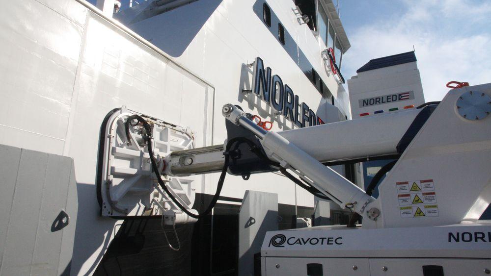 Ampere var verdens første bil- og passasjerferge med batteridrift. Norge har fått solid feste på batteriteknologi for skip og nye eksportartikler.